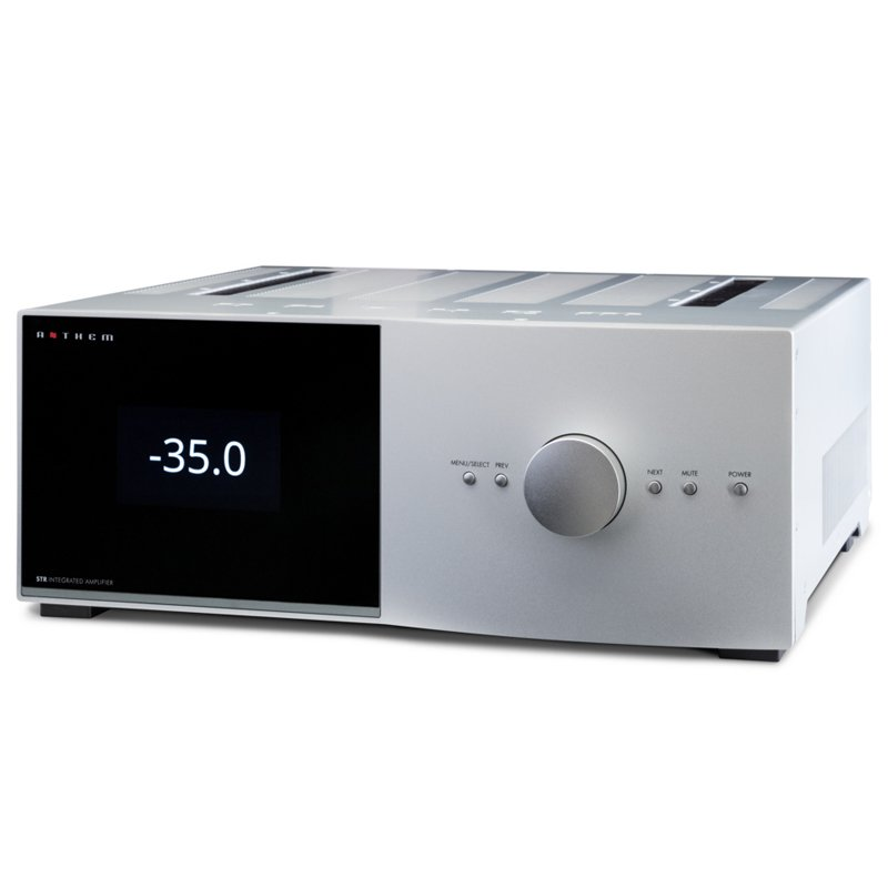 REFURBISHED ANTHEM STR INTEGRATED AMPLIFIER SILVER