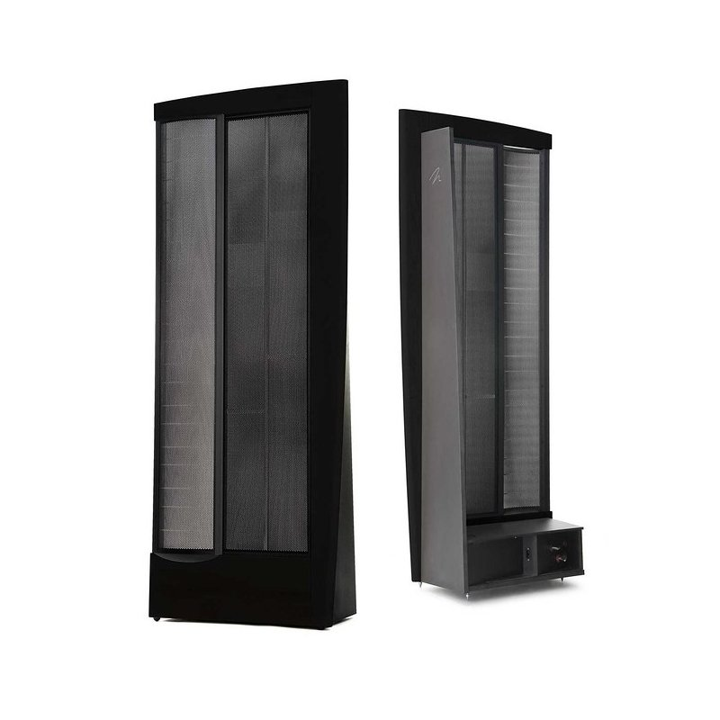 CLX ELECTROSTATIC FLOORSTANDERS GLOSS BLACK