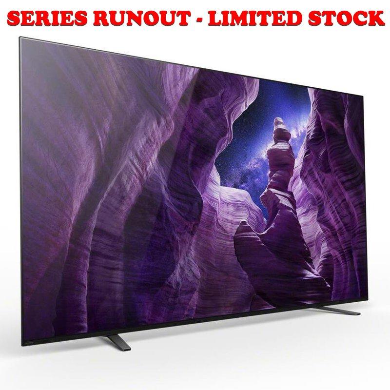 "SONY 55"" 4K UHD OLED HDR ANDRIOD TV"