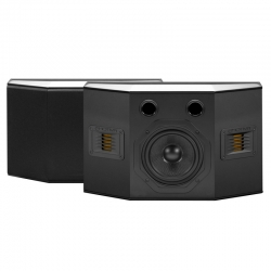 EMOTIVA AIRMOTIV E2 DIPOLE SURROUND SPEAKERS - END OF LINE
