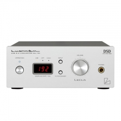 Refurbished Luxman DA-150 DAC Silver