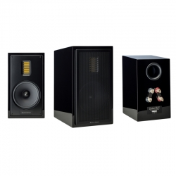 Martinlogan Motion 35Xt Bookshelf Gloss Black - END OF LINE