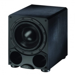Refurbished Paradigm Dsp-3100V2 Black Subwoofer