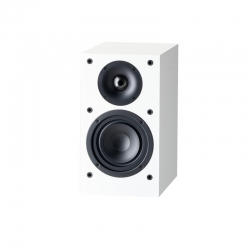 PARADIGM MONITOR SE ATOM BOOKSHELF SPEAKERS GLOSS WHITE - EX-DEMO