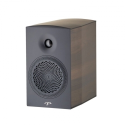 REFURBISHED PREMIER 200B BOOKSHELF SPEAKERS ESPRESSO/GRAIN