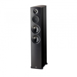 PARADIGM PREMIER 700F FLOORSTANDING SPEAKERS GLOSS BLACK - REFURBISHED