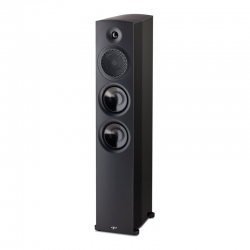 PARADIGM PREMIER 800F FLOORSTANDING SPEAKERS GLOSS BLACK - EX-DEMO