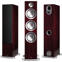 Refurbished Paradigm Prestige 95 Floorstanders Midnight Cherry