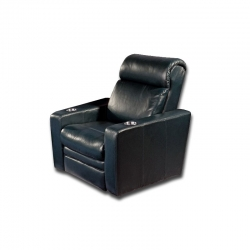 Refurbished Rowone Ambassador Two Arm Recliner With Headrest
