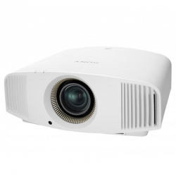 SONY 4K HOME CINEMA PROJECTOR WHITE