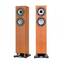 Tannoy Revolution Xt 6F Floorstander Medium Oak - END OF LINE