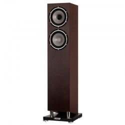 Tannoy Revolution XT6F Floorstanders Dark Walnut - REFURBISHED
