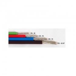 CS-12.0 BLACK Internal Speak Cable SOLD PER METRE